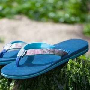 SCOTT Hawaii Women's Hulili Flip Flops